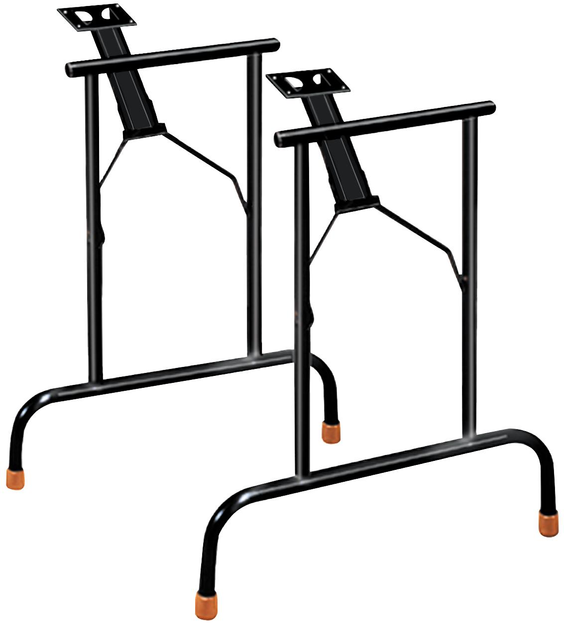 Adjustable Folding Table Legs Home Depot Full Image For