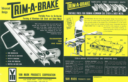 trim a brake van mark company history  at gsmx.co